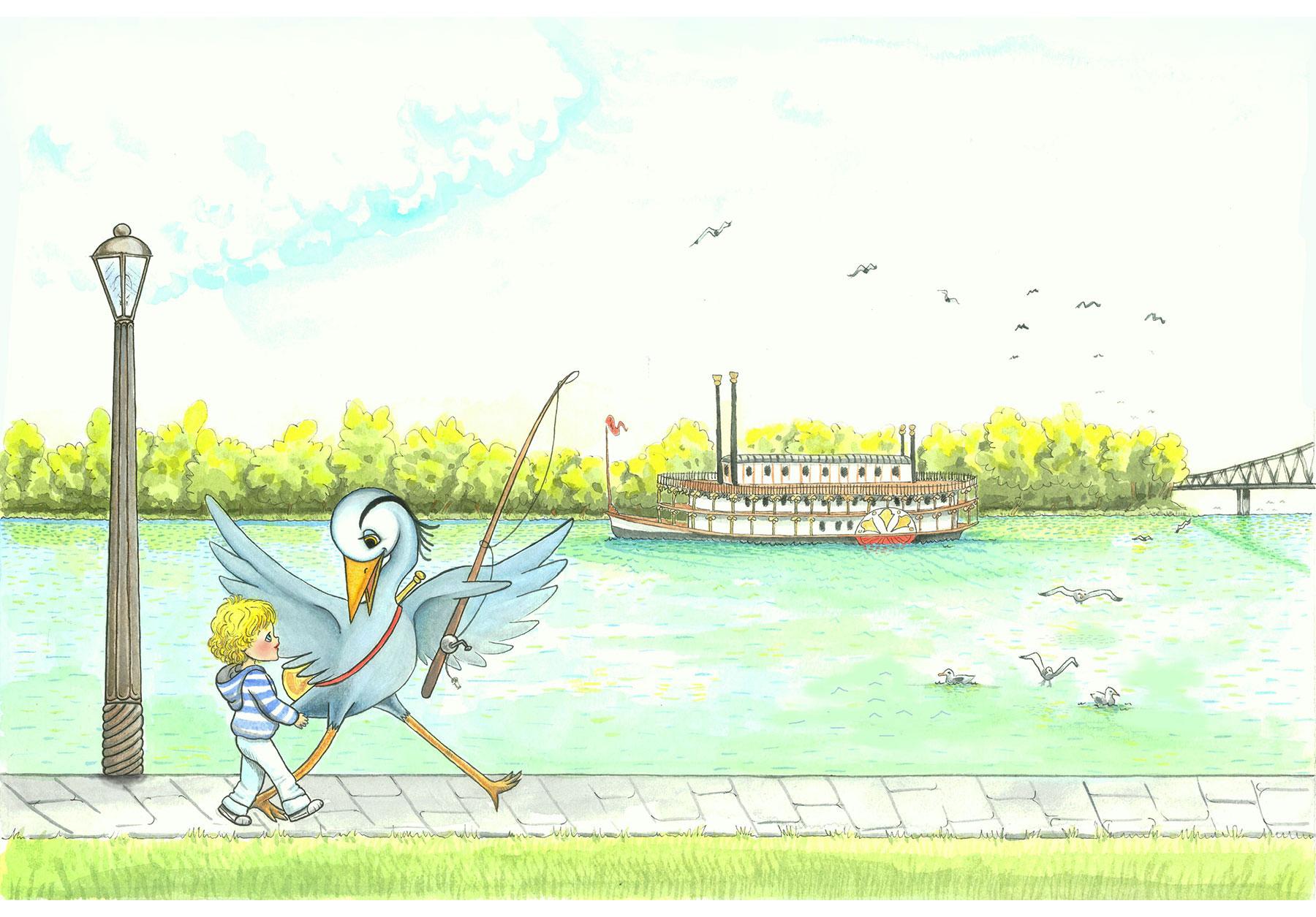 The Illustrations
